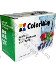 Изображение КПК ColorWay BROTHER LC57 (4х100мл)