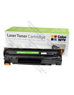 Изображение Картридж ColorWay HP LJ P1102/1120/M1212/Canon 725