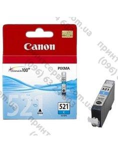 Изображение Картридж Canon CLI-521C Pixma MP 540/MP630 Cyan