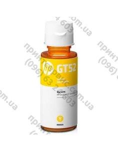 Изображение Контейнер с чернилами HP GT52 Yellow (M0H56AE)
