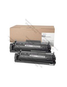 Изображение Картридж лазерный PrintPro для HP:Q2612AF/Canon