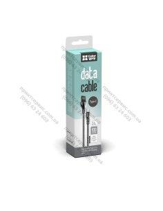 Изображение Кабель Colorway USB - Type-C (metal spring) 2.4А 1м