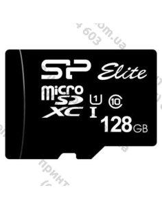 Изображение Карта памяти Silicon Power 128GB microSDXC class 10