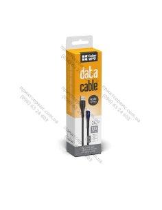 Изображение Кабель Colorway USB - Apple Lightning (PVC + led)