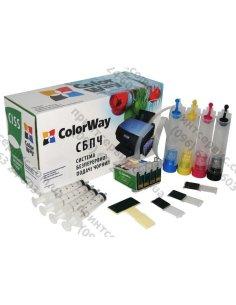 Изображение СНПЧ ColorWay Epson C79/CX3900/CX4900/5900 Combo