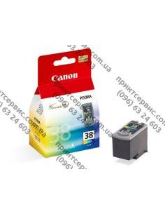 Изображение Картридж Canon CL-38 Color MP140/190/210