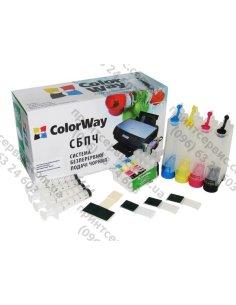 Изображение СНПЧ ColorWay Epson C91/CX4300/T26/TX106/TX109