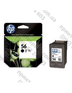 Изображение Картридж HP Black №56 (C6656AE)