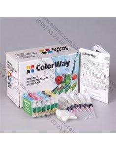 Изображение КПК ColorWay Epson P50/PX50/650/PX660/700/PX810