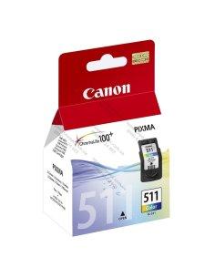 Изображение Картридж Canon CL-511 Color MP260/480/MX350