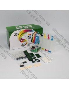 Изображение СНПЧ ColorWay Epson WF-2010/2510 V2 +чернила по