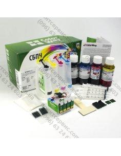 Изображение СНПЧ ColorWay Epson XP313/413/103/203 +чернила