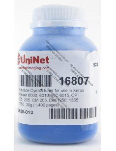 Изображение Тонер Xerox Phaser 6000 синий 30г 1400К Uninet
