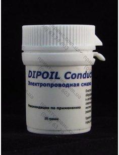 Изображение Смазка токопроводящая BLACK CONDUCT 20г DIPOIL