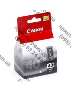 Изображение Картридж Canon PG-40 Black Pixma iP1200 iP1600